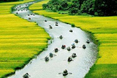 Hà Nội – Bái Đính – Tràng An – Biển Hải Tiến – Hà Nội (3 ngày/ 2 đêm)