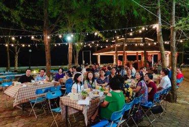 Dịch vụ tổ chức Gala Dinner tại biển Hải Tiến